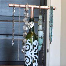 Diy Jewelry Organizers 31 214x214 - The 40+ Best DIY Jewelry Organizers