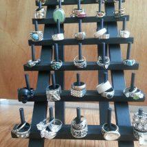 Diy Jewelry Organizers 37 214x214 - The 40+ Best DIY Jewelry Organizers