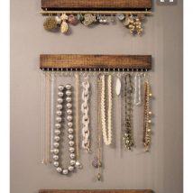 Diy Jewelry Organizers 39 214x214 - The 40+ Best DIY Jewelry Organizers