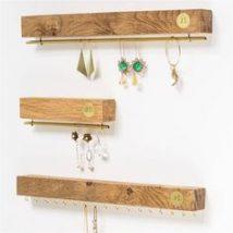 Diy Jewelry Organizers 40 214x214 - The 40+ Best DIY Jewelry Organizers