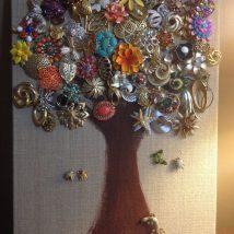 Diy Jewelry Organizers 49 214x214 - The 40+ Best DIY Jewelry Organizers