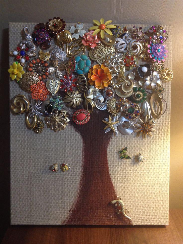 Diy Jewelry Organizers 49 - The 40+ Best DIY Jewelry Organizers