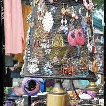 Diy Jewelry Organizers 7 214x214 - The 40+ Best DIY Jewelry Organizers