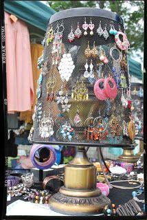Diy Jewelry Organizers 7 - The 40+ Best DIY Jewelry Organizers