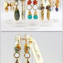Diy Jewelry Organizers 8 214x214 - The 40+ Best DIY Jewelry Organizers