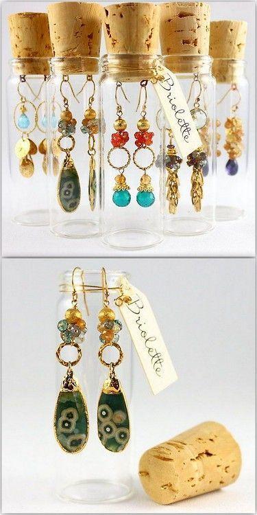Diy Jewelry Organizers 8 - The 40+ Best DIY Jewelry Organizers