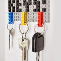 Diy Key Holders 16 214x214 - 40+ The Most Adorable Diy Key Holder ideas