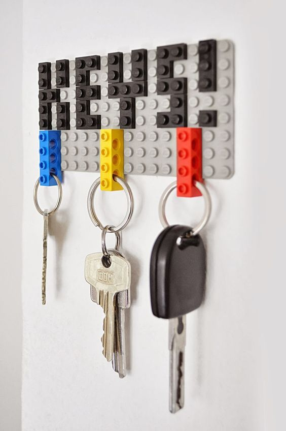 Diy Key Holders 16 - 40+ The Most Adorable Diy Key Holder Ideas