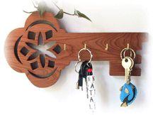 Diy Key Holders 21 - 40+ The Most Adorable Diy Key Holder Ideas