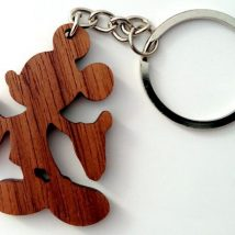 Diy Key Holders 25 214x214 - 40+ The Most Adorable Diy Key Holder ideas