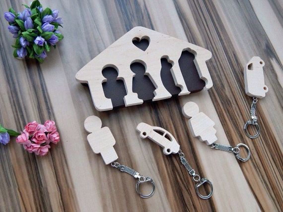 Diy Key Holders 26 - 40+ The Most Adorable Diy Key Holder Ideas
