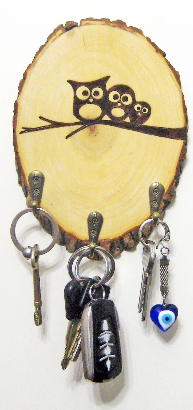 Diy Key Holders 30 - 40+ The Most Adorable Diy Key Holder Ideas