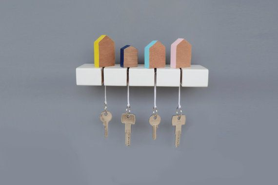 Diy Key Holders 4 - 40+ The Most Adorable Diy Key Holder Ideas