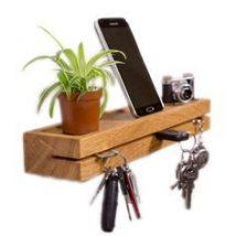 Diy Key Holders 40 214x214 - 40+ The Most Adorable Diy Key Holder ideas
