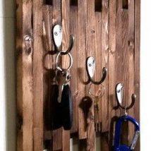 Diy Key Holders 42 214x214 - 40+ The Most Adorable Diy Key Holder ideas