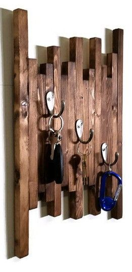 Diy Key Holders 42 - 40+ The Most Adorable Diy Key Holder Ideas