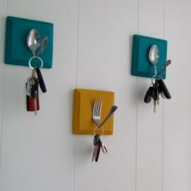 40+ The Most Adorable Diy Key Holder Ideas