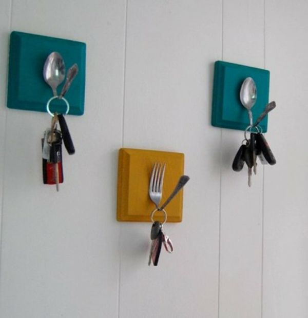 Diy Key Holders 43 - 40+ The Most Adorable Diy Key Holder Ideas