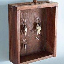 Diy Key Holders 48 214x214 - 40+ The Most Adorable Diy Key Holder ideas