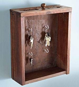 Diy Key Holders 48 - 40+ The Most Adorable Diy Key Holder Ideas