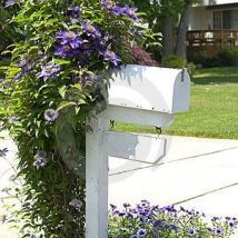 Diy Letter Boxes For Your Home 13 214x214 - 40+ DIY Letter Boxes for Your Home
