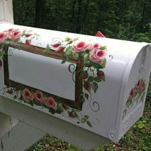 Diy Letter Boxes For Your Home 15 214x214 - 40+ DIY Letter Boxes for Your Home