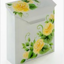 Diy Letter Boxes For Your Home 18 214x214 - 40+ DIY Letter Boxes for Your Home