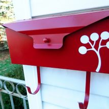 Diy Letter Boxes For Your Home 19 214x214 - 40+ DIY Letter Boxes for Your Home