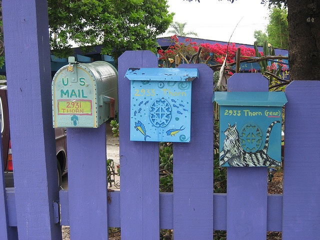 Diy Letter Boxes For Your Home 20 - 40+ DIY Letter Boxes For Your Home