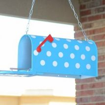Diy Letter Boxes For Your Home 22 214x214 - 40+ DIY Letter Boxes for Your Home