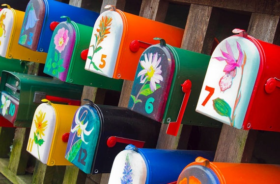 Diy Letter Boxes For Your Home 27 - 40+ DIY Letter Boxes For Your Home
