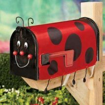 Diy Letter Boxes For Your Home 28 214x214 - 40+ DIY Letter Boxes for Your Home