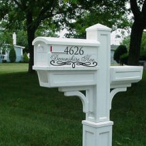 Diy Letter Boxes For Your Home 34 214x214 - 40+ DIY Letter Boxes for Your Home