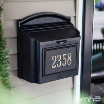 Diy Letter Boxes For Your Home 37 214x214 - 40+ DIY Letter Boxes for Your Home
