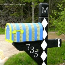 40+ DIY Letter Boxes for Your Home