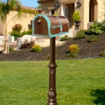 Diy Letter Boxes For Your Home 41 214x214 - 40+ DIY Letter Boxes for Your Home