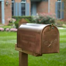 Diy Letter Boxes For Your Home 44 214x214 - 40+ DIY Letter Boxes for Your Home