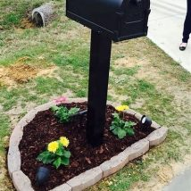 Diy Letter Boxes For Your Home 9 214x214 - 40+ DIY Letter Boxes for Your Home