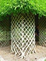 Diy Living Fence Art 11 - Heart-Stopping DIY Living Fence Art Ideas