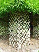 Diy Living Fence Art 11 - Heart-Stopping DIY Living Fence Art Ideas