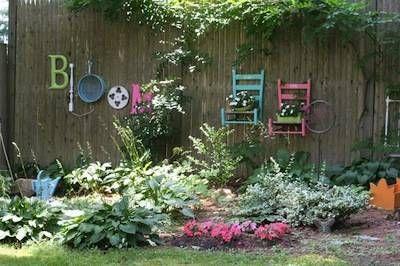 Diy Living Fence Art 21 - Heart-Stopping DIY Living Fence Art Ideas