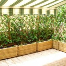 Diy Living Fence Art 23 214x214 - Heart-Stopping DIY Living Fence Art Ideas