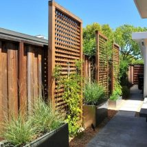 Diy Living Fence Art 28 214x214 - Heart-Stopping DIY Living Fence Art Ideas