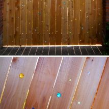 Diy Living Fence Art 3 214x214 - Heart-Stopping DIY Living Fence Art Ideas