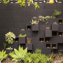 Diy Living Fence Art 32 214x214 - Heart-Stopping DIY Living Fence Art Ideas