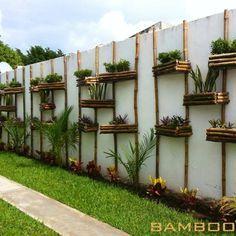 Diy Living Fence Art 36 - Heart-Stopping DIY Living Fence Art Ideas
