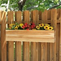 Diy Living Fence Art 4 214x214 - Heart-Stopping DIY Living Fence Art Ideas