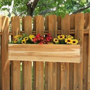 Diy Living Fence Art 4 - Heart-Stopping DIY Living Fence Art Ideas