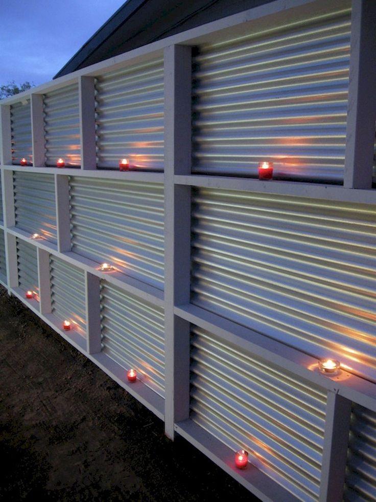 Diy Living Fence Art 40 - Heart-Stopping DIY Living Fence Art Ideas
