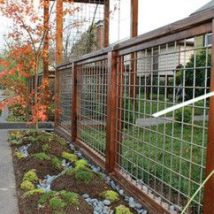 Diy Living Fence Art 46 214x214 - Heart-Stopping DIY Living Fence Art Ideas